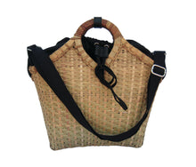 Load image into Gallery viewer, Pako bamboo bag & the Black bag