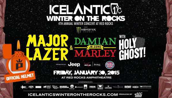Icelandic's Winter on the Rocks Concert Series for 2015