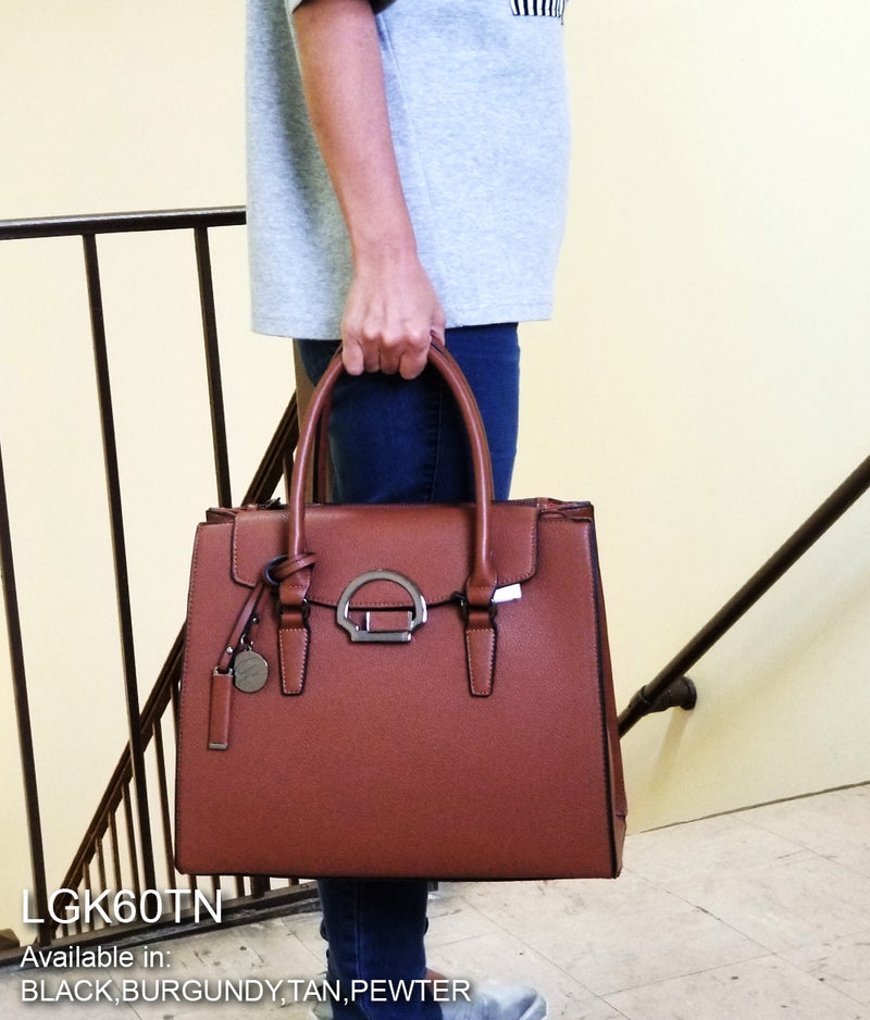 QUINN CONSTRUCTED LARGE TOTE