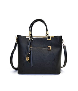 ALICE LARGE ZIPPER TOTE