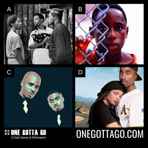 One Gotta Go - South Central, Fresh, Belly, Poetic Justice