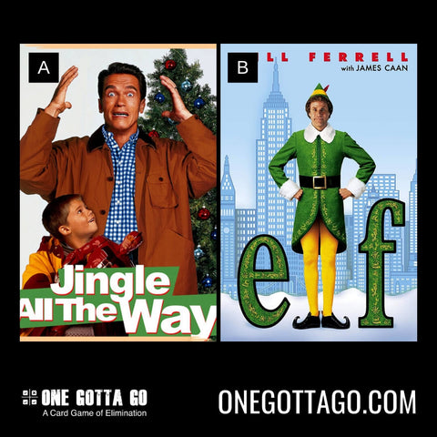 One Gotta Go Game - Jungle All The Way. Elf