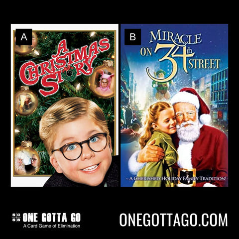 One Gotta Go - A Christmas Story, Miracle on 34th Street