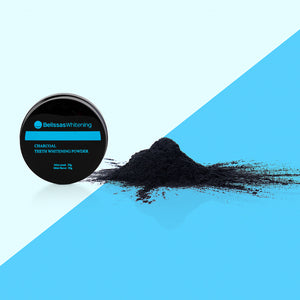 Be-White Charcoal Whitening Powder