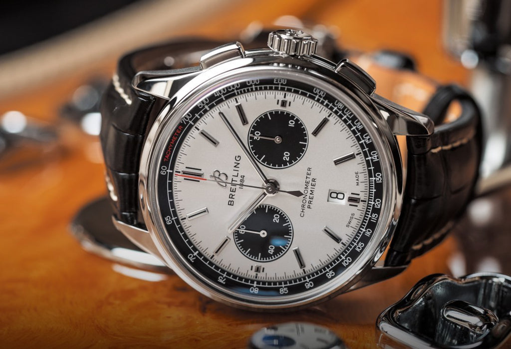 Breitling Men's Watch Example Chronograph