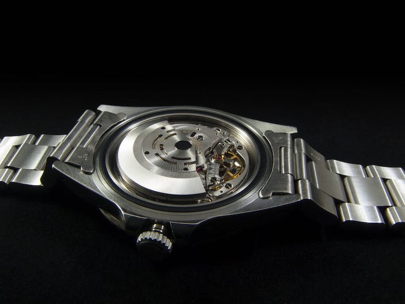 High Quality Mechanics Movement of a Luxury Watch