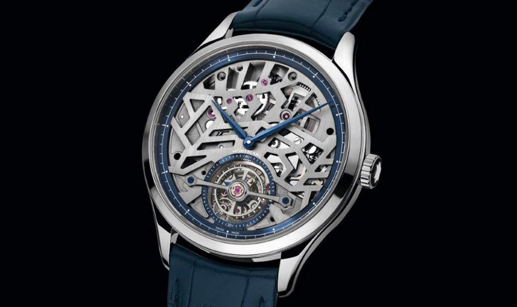 Montblanc New Heritage Watch Example for Men's Detail View