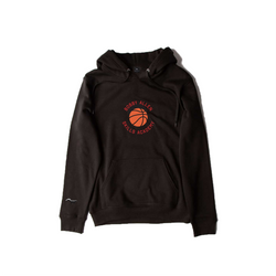 B.A.S.A  :  Black | hoodie   Unisex Adult