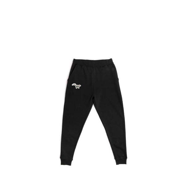 Multi Color Skunk Patch Joggers