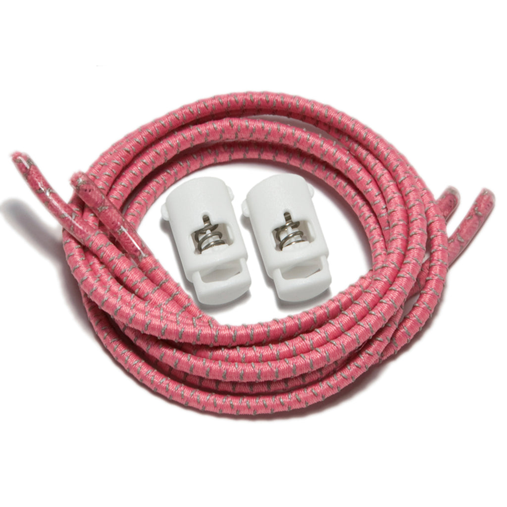 Reflective Elastic Laces<br>Many Colors Available