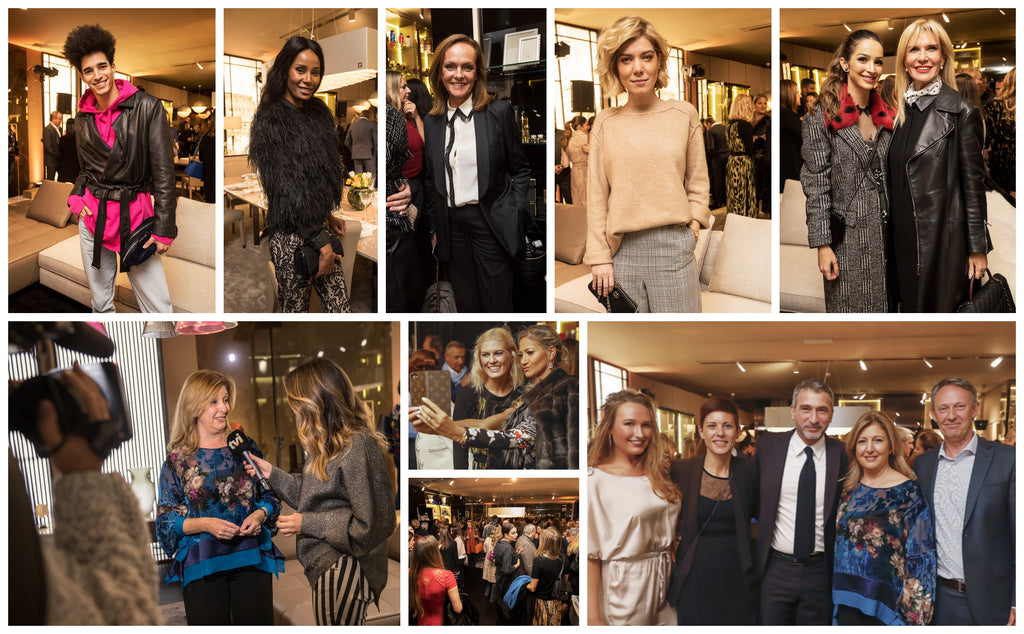 Official Minotti Collection Launch at our Lisbon Store