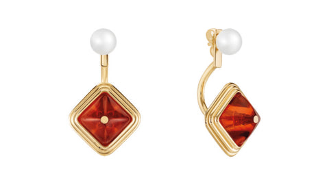 Lalique Charmante Earrings