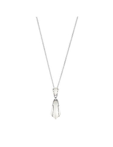 Lalique Icon Pendent Necklace