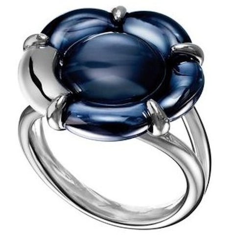 Baccarat Flower Ring