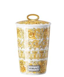 Rosenthal, Versace, Scented Candle Medusa Rhapsody.
