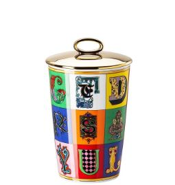 Rosenthal, Versace, Scented Candle Versace Alphabet.