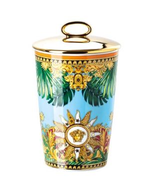 Rosenthal, Versace, Scented Candle Versace Jungle Animalier.