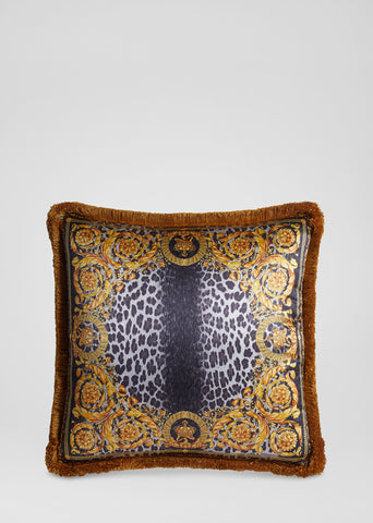 Versace Home, Cushion Crown Animalier, 45*45cm Silk