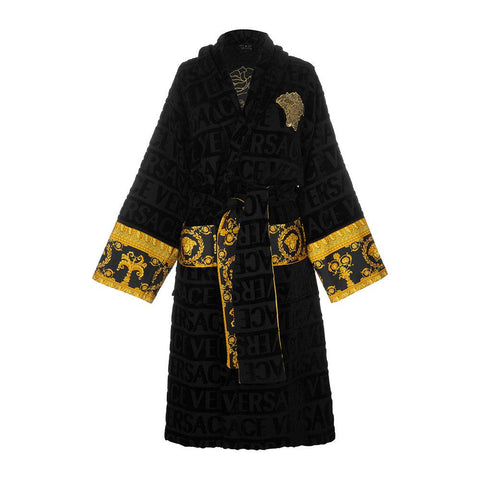 Versace Home, Logomania BathRobe