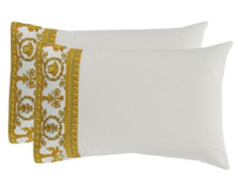 Versace Home, Barocco & Robe, Pair Pillow Case