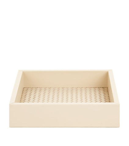 Riviere Small Leather Tray/vide-poche, pink, VT1-INT