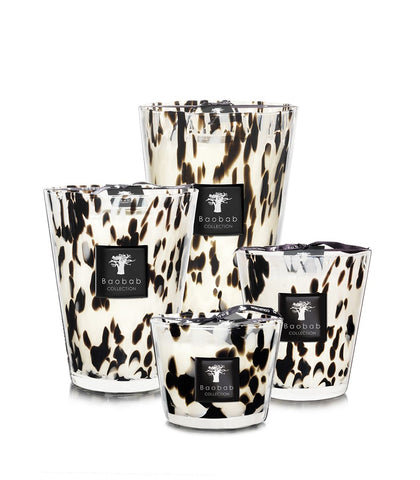 Pearls Scented Candle - Baobab Collection