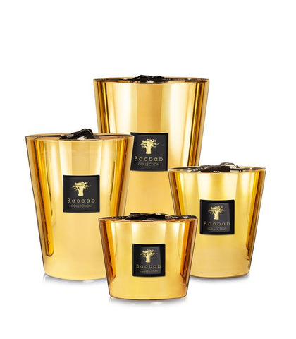 Aurum Scented Candle - Baobab Collection