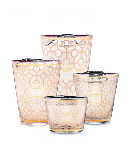 Women Scented Candle - Baobab Collection