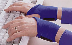 Keyboarders are a soft brace that support your wrist and relieve pain