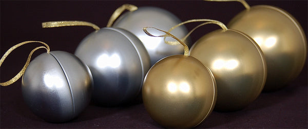 Tin Ornaments
