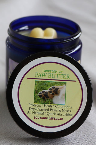 """Pampered Pet"" Paw Nose Butter Protectorate Moisturizer"