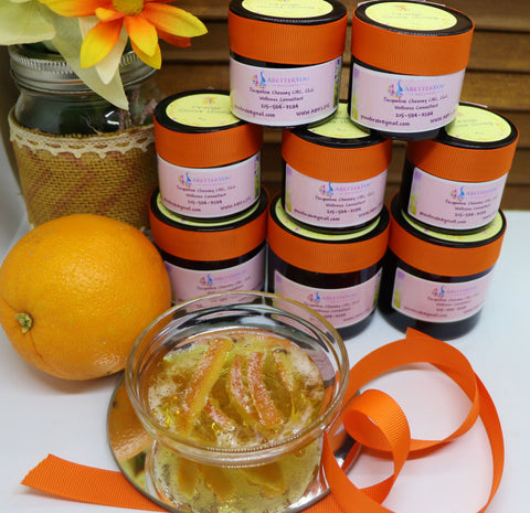 Gourmet Orange Clover Honey