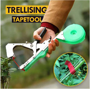 Professional Plant Tying Machine (Free Tapes and Staples)