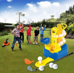 Kids Golf Pitching Set