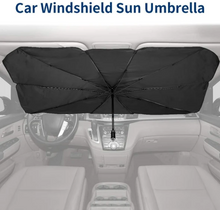 Load image into Gallery viewer, Foldable Car Sun Umbrella-Block Heat UV (Buy 2 Free Shipping)