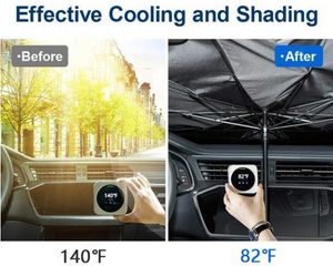 Foldable Car Sun Umbrella-Block Heat UV (Buy 2 Free Shipping)
