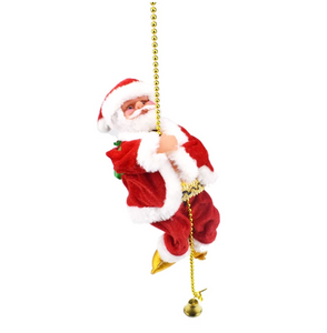 Santa Claus Climbs The Rope(Buy 2 Free Shipping )
