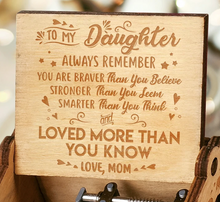 Load image into Gallery viewer, You Are Loved More Than You Know - 「Gift for Daughter」