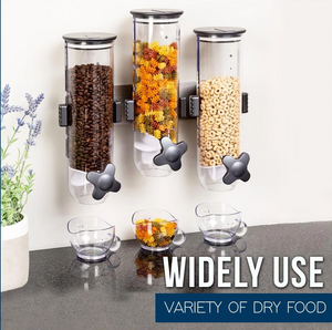 Wall-Mounted Dry-Food Machine