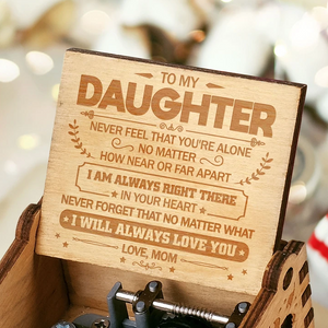You Are Loved More Than You Know - 「Gift for Daughter」