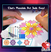 Load image into Gallery viewer, Mandala Dotting Tools Kit