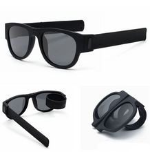 Load image into Gallery viewer, Slap Folding Polarized Sunglasses (Buy 2 Free shipping)