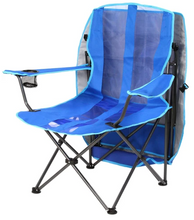 Load image into Gallery viewer, PREMIUM PORTABLE CAMPING FOLDING LAWN CHAIRS WITH CANOPY/BAG
