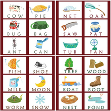 Load image into Gallery viewer, 3-in-1 Spell Learning Game