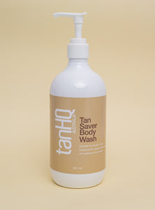 Tan Saver Body Wash