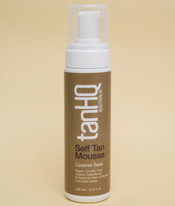 TAN HQ SELF TAN MOUSSE