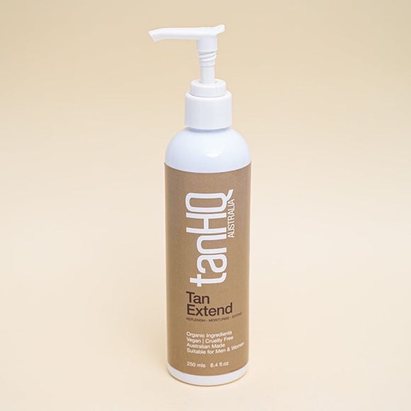 Tan Extend Lotion