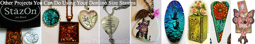TUTORIAL-Domino-size-rubber-stamps-guitar-picks-wood-stampbord-dolls-projects
