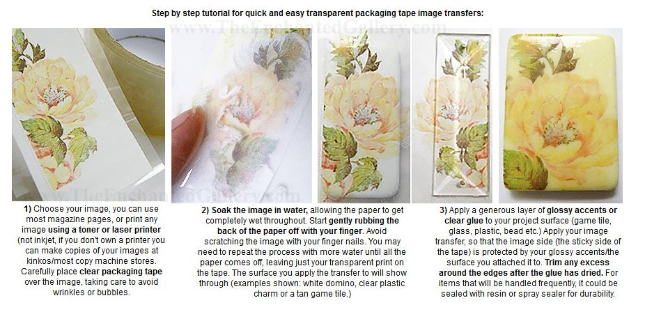 Tutorials-Mixed-Media-painting-techniques-transfer-images-one