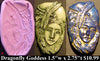 Flexible Push Mold Moonlit Dragonfly Goddess